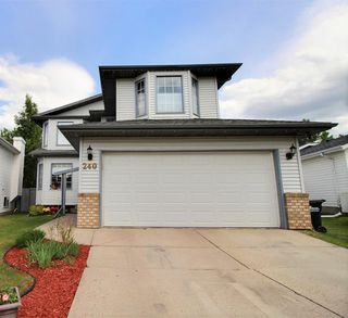 Main Photo: 240 REGENCY Drive: Sherwood Park House for sale : MLS®# E4160499