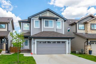 Main Photo: 7089 ARMOUR Bend in Edmonton: Zone 56 House for sale : MLS®# E4162334