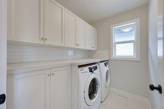 Photo 25: 1025 177A Street in Edmonton: Zone 56 House for sale : MLS®# E4164501