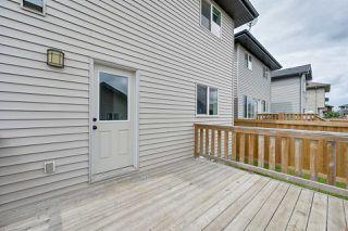 Photo 27: 1025 177A Street in Edmonton: Zone 56 House for sale : MLS®# E4164501