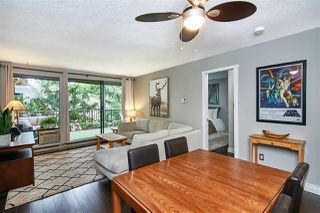 "Photo 1: 108 9300 GLENACRES Drive in Richmond: Saunders Condo for sale in ""SHARON GARDENS"" : MLS®# R2387315"