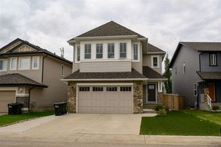 Main Photo: 4 CODETTE Way: Sherwood Park House for sale : MLS®# E4167855