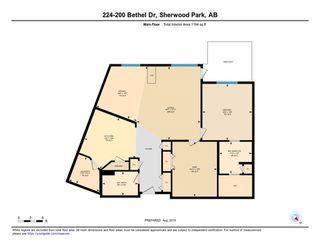 Photo 30: 224 200 Bethel Drive: Sherwood Park Condo for sale : MLS®# E4175928
