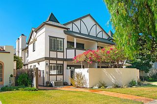 Main Photo: CORONADO VILLAGE Condo for sale : 2 bedrooms : 554 E Avenue in Coronado