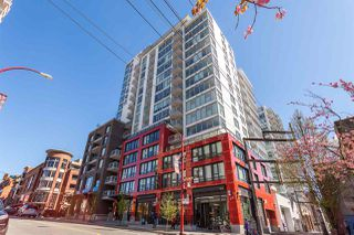 Photo 3: 1002 188 KEEFER Street in Vancouver: Downtown VE Condo for sale (Vancouver East)  : MLS®# R2427148