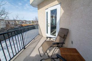 Photo 44: 61 8403 164 Avenue in Edmonton: Zone 28 Townhouse for sale : MLS®# E4191286