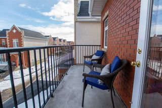 Photo 28: 61 8403 164 Avenue in Edmonton: Zone 28 Townhouse for sale : MLS®# E4191286