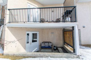 Photo 42: 61 8403 164 Avenue in Edmonton: Zone 28 Townhouse for sale : MLS®# E4191286