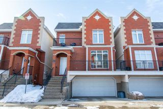 Photo 1: 61 8403 164 Avenue in Edmonton: Zone 28 Townhouse for sale : MLS®# E4191286