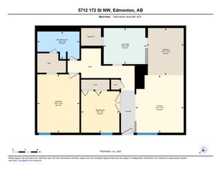 Photo 25: 5712 172 Street in Edmonton: Zone 20 Carriage for sale : MLS®# E4200326