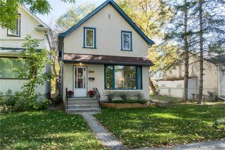 Photo 1: 1069 Sherburn Street in Winnipeg: West End Residential for sale (5C)  : MLS®# 202024780