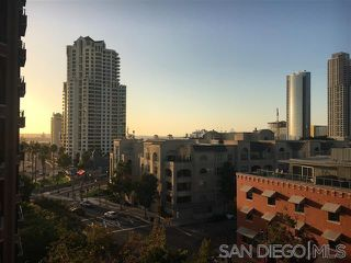 Photo 9: DOWNTOWN Condo for rent : 2 bedrooms : 500 W Harbor Dr #705 in San Diego