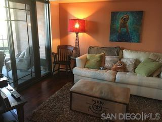 Photo 6: DOWNTOWN Condo for rent : 2 bedrooms : 500 W Harbor Dr #705 in San Diego