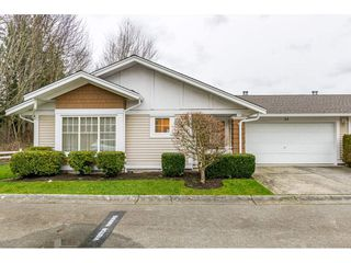 """Main Photo: 54 6885 184 Street in Surrey: Cloverdale BC Townhouse for sale in """"Creekside Clayton Hills"""" (Cloverdale)  : MLS®# R2529324"""