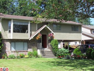 "Photo 1: 8839 156A ST in Surrey: Fleetwood Tynehead House for sale in ""FLEETWOOD"" : MLS®# F1327027"