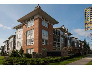 """Photo 1: 210 6888 SOUTHPOINT Drive in Burnaby: South Slope Condo for sale in """"CORTINA"""" (Burnaby South)  : MLS®# V1056832"""