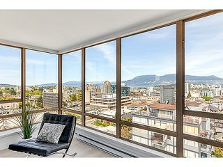 "Photo 4: 1201 1405 W 12TH Avenue in Vancouver: Fairview VW Condo for sale in ""THE WARRENTON"" (Vancouver West)  : MLS®# V1062327"