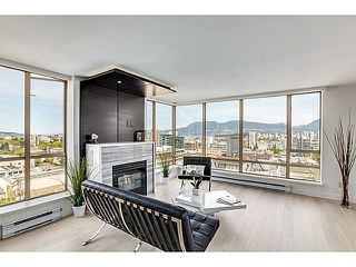 "Photo 1: 1201 1405 W 12TH Avenue in Vancouver: Fairview VW Condo for sale in ""THE WARRENTON"" (Vancouver West)  : MLS®# V1062327"