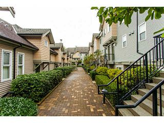 "Photo 10: 114 4238 ALBERT Street in Burnaby: Vancouver Heights Townhouse for sale in ""VILLAGIO ON THE HEIGHTS"" (Burnaby North)  : MLS®# V1089614"