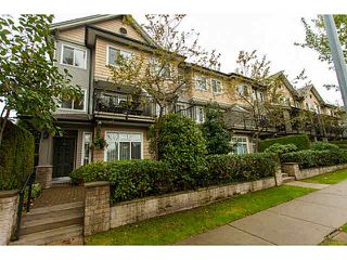 "Photo 11: 114 4238 ALBERT Street in Burnaby: Vancouver Heights Townhouse for sale in ""VILLAGIO ON THE HEIGHTS"" (Burnaby North)  : MLS®# V1089614"