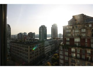 Photo 15: 1002 1155 HOMER Street in Vancouver: Yaletown Condo for sale (Vancouver West)  : MLS®# V1090356