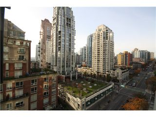 Photo 13: 1002 1155 HOMER Street in Vancouver: Yaletown Condo for sale (Vancouver West)  : MLS®# V1090356