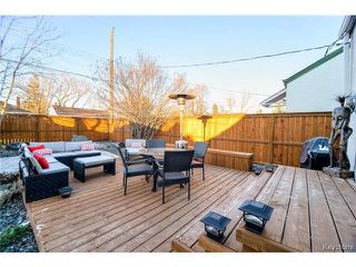 Photo 17: 67 Thorndale Avenue in WINNIPEG: St Vital Residential for sale (South East Winnipeg)  : MLS®# 1427856
