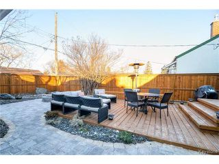 Photo 16: 67 Thorndale Avenue in WINNIPEG: St Vital Residential for sale (South East Winnipeg)  : MLS®# 1427856