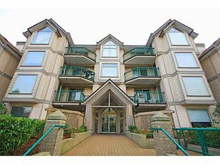 "Photo 1: 309 1650 GRANT Avenue in Port Coquitlam: Glenwood PQ Condo for sale in ""FOREST SLIDE"" : MLS®# V1094523"
