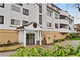 "Photo 12: 327 7480 ST. ALBANS Road in Richmond: Brighouse South Condo for sale in ""BUCKINGHAM PLACE"" : MLS®# V1104163"