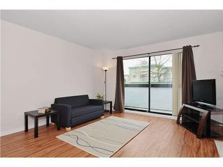 "Photo 1: 327 7480 ST. ALBANS Road in Richmond: Brighouse South Condo for sale in ""BUCKINGHAM PLACE"" : MLS®# V1104163"