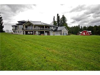 Photo 16: 6915 SATCHELL Road in Abbotsford: Bradner House for sale : MLS®# F1432823