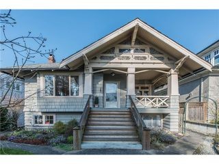 Photo 1: 2063 W 37TH Avenue in Vancouver: Quilchena House for sale (Vancouver West)  : MLS®# V1109855