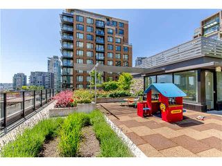 """Photo 13: 906 1088 RICHARDS Street in Vancouver: Yaletown Condo for sale in """"RICHARDS"""" (Vancouver West)  : MLS®# V1115263"""