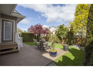 """Photo 17: 15691 23A Avenue in Surrey: Sunnyside Park Surrey House for sale in """"CRANLEY GATE"""" (South Surrey White Rock)  : MLS®# F1439937"""