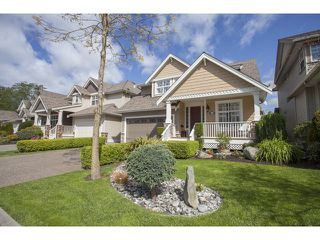 """Photo 1: 15691 23A Avenue in Surrey: Sunnyside Park Surrey House for sale in """"CRANLEY GATE"""" (South Surrey White Rock)  : MLS®# F1439937"""