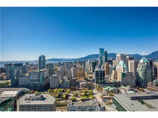 "Photo 16: 3805 833 SEYMOUR Street in Vancouver: Downtown VW Condo for sale in ""CAPITOL RESIDENCES"" (Vancouver West)  : MLS®# V1122249"