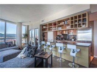 """Photo 4: 3805 833 SEYMOUR Street in Vancouver: Downtown VW Condo for sale in """"CAPITOL RESIDENCES"""" (Vancouver West)  : MLS®# V1122249"""
