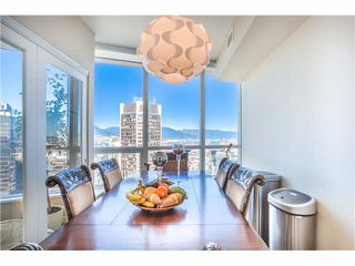"""Photo 9: 3805 833 SEYMOUR Street in Vancouver: Downtown VW Condo for sale in """"CAPITOL RESIDENCES"""" (Vancouver West)  : MLS®# V1122249"""