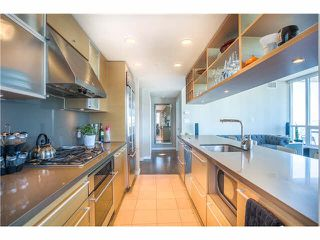 """Photo 5: 3805 833 SEYMOUR Street in Vancouver: Downtown VW Condo for sale in """"CAPITOL RESIDENCES"""" (Vancouver West)  : MLS®# V1122249"""