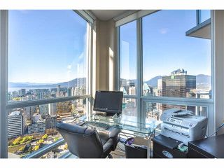 """Photo 11: 3805 833 SEYMOUR Street in Vancouver: Downtown VW Condo for sale in """"CAPITOL RESIDENCES"""" (Vancouver West)  : MLS®# V1122249"""
