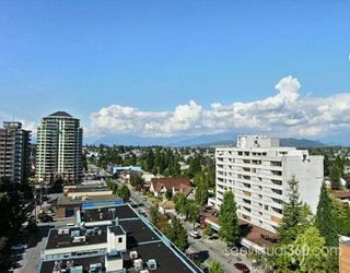 "Photo 2: 1002 612 6TH ST in New Westminster: Uptown NW Condo for sale in ""THE WOODWARD"" : MLS®# V612401"