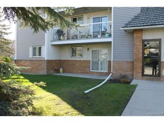 Photo 17: 110 Plaza Drive in WINNIPEG: Fort Garry / Whyte Ridge / St Norbert Condominium for sale (South Winnipeg)  : MLS®# 1513202