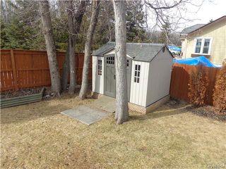 Photo 20: 7 Oswald Bay in Winnipeg: Charleswood Residential for sale (South Winnipeg)  : MLS®# 1607539