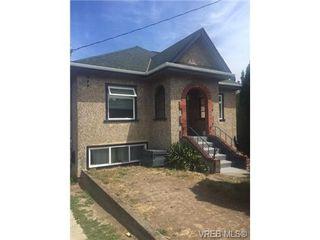 Photo 1: 172 W Burnside Rd in VICTORIA: SW Tillicum Single Family Detached for sale (Saanich West)  : MLS®# 732904