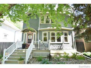 Photo 1: 3331 ANGUS Street in Regina: Single Family Dwelling for sale (Regina Area 05)  : MLS®# 575869