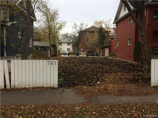 Photo 1: 761 McMillan Avenue South in Winnipeg: Residential for sale (1B)  : MLS®# 1626722