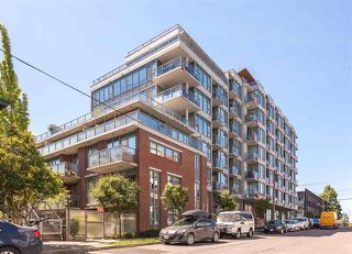 "Photo 1: 302 251 E 7TH Avenue in Vancouver: Mount Pleasant VE Condo for sale in ""The District"" (Vancouver East)  : MLS®# R2126786"