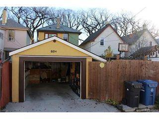 Photo 20: 854 Lipton Street in Winnipeg: Residential for sale (5C)  : MLS®# 1701328