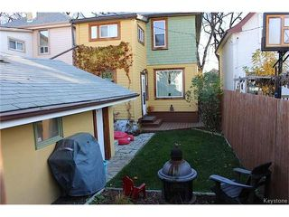 Photo 19: 854 Lipton Street in Winnipeg: Residential for sale (5C)  : MLS®# 1701328